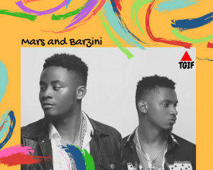 Mars And Barzini – Colours (International Edition)