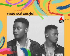 Mars And Barzini – Colours (International Edition)