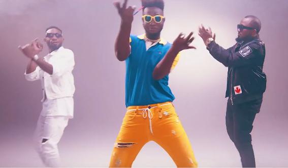 VIDEO: Blackah X Ice prince X Kayswitch - Lova Boi (Remix)