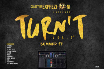 Classy DJ Exprezioni  – Turnt Vol. 5x (Mixtape) | DOWNLOAD