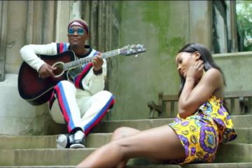 VIDEO: Dotman – Afro Girl ft. Mr Eazi