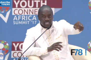 F78NEWS: Akon Speaks on Rebranding Africa, Cassper Nyovest on Breakfast Club, Mr Eazi, Google