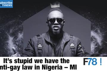 """F78NEWS: """"It's Stupid We Have Anti-Gay Law in Nigeria"""" – M.I, Diamond Platnumz, Maxi Priest"""