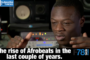 F78NEWS: J Hus on being African, Dammy Krane acquitted of Fraud Charges, Samini, Chris Brown