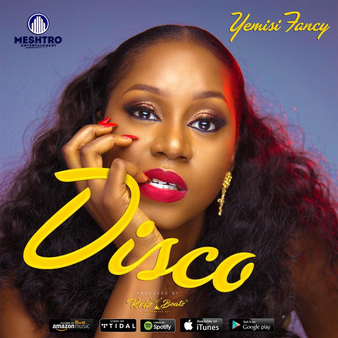 Yemisi Fancy - Disco   Lyrics Video