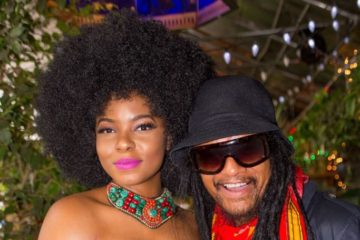 "Legendary Jamaican Star, Maxi Priest & Yemi Alade Shoot Video for ""This Woman"" 