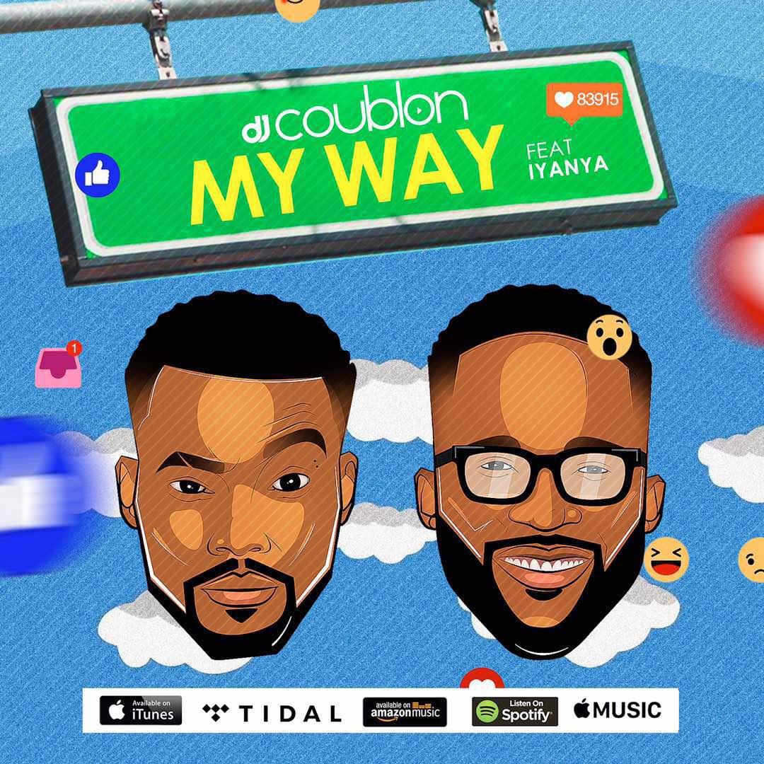 DJ Coublon - My way ft. Iyanya