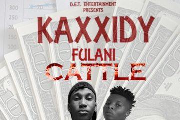 Kaxxidy Ft. Wale Turner – Fulani Cattle