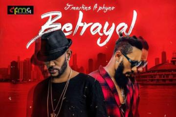 J Martins – Betrayal Ft. Phyno