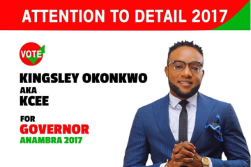 From Music To Politics: KCee Reveals Political Ambition… Yay or Nay?!