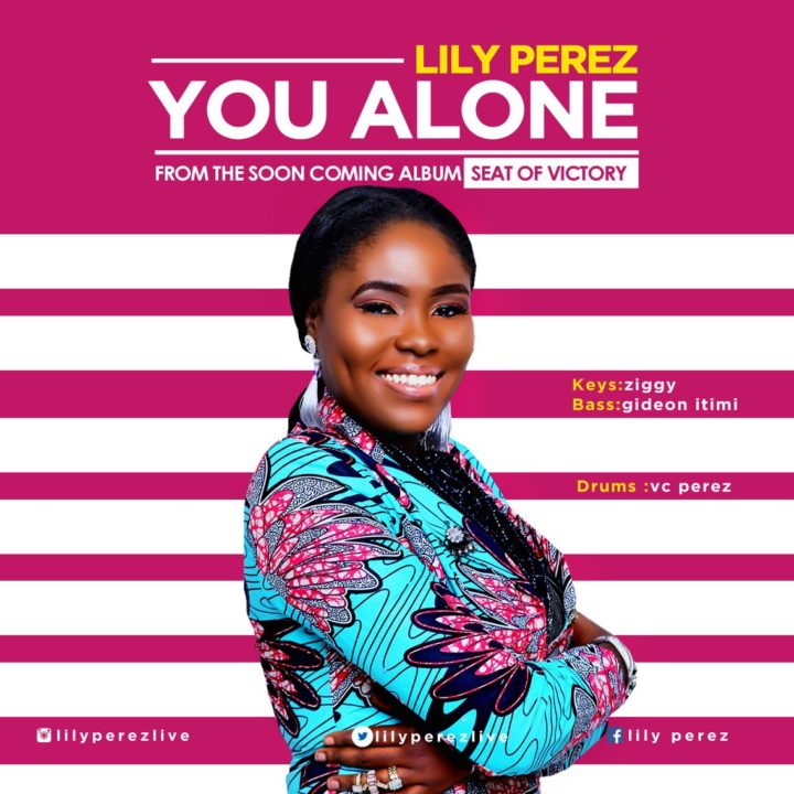 Lily Perez - You Alone