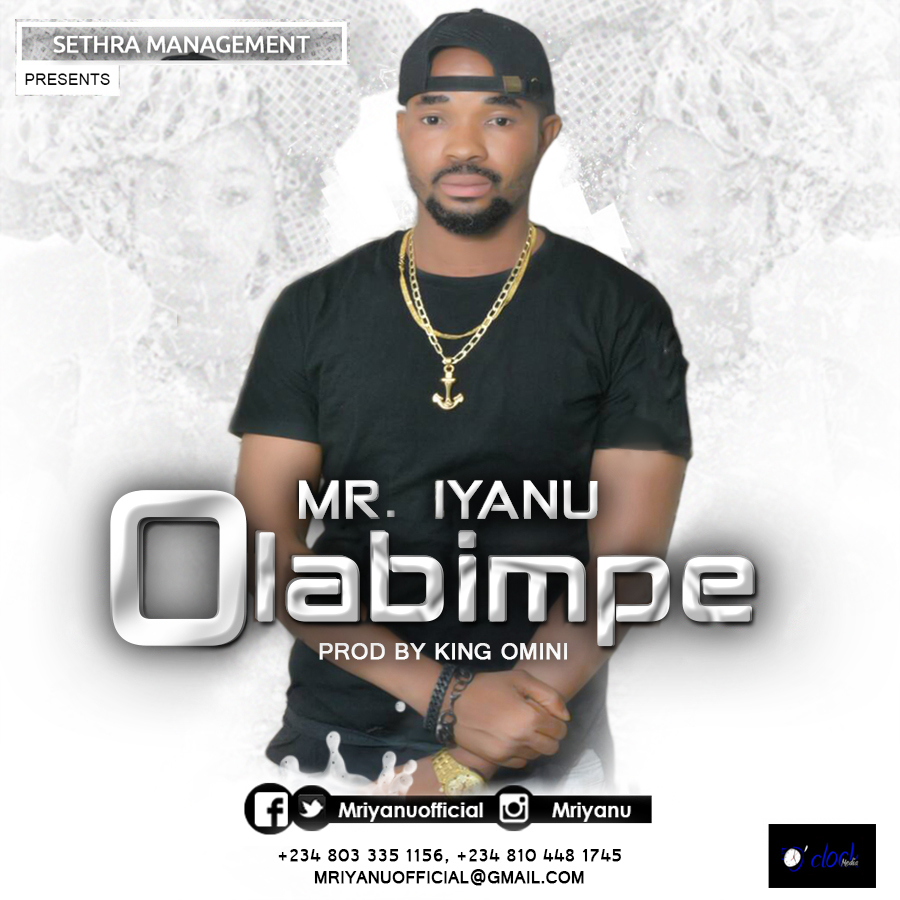 Mr. Iyanu – Olabimpe