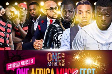 One Africa Music Fest Grants Klik TV Exclusive Live Broadcast for Concert