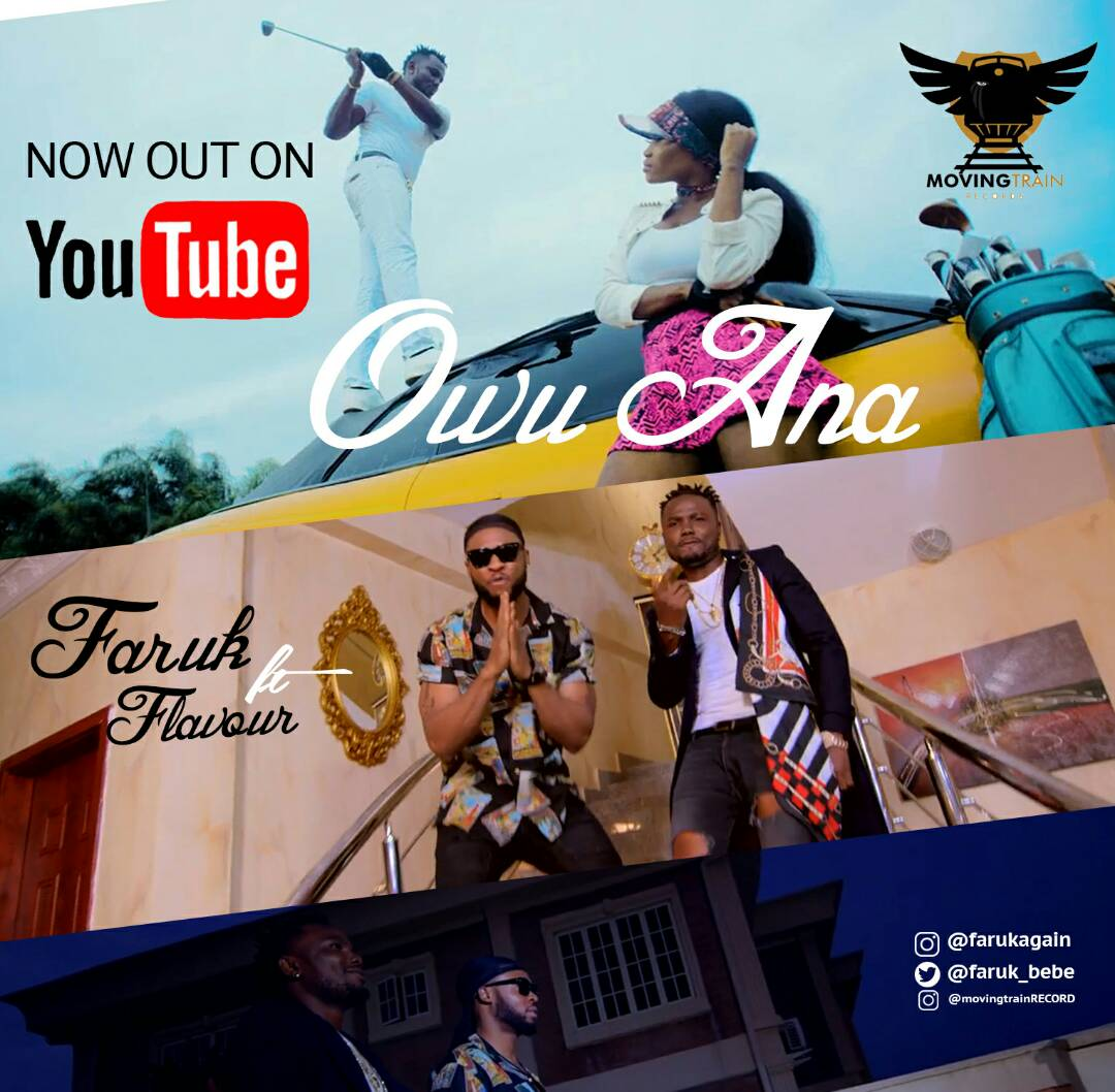 VIDEO: Faruk X Flavour – Owu Ana