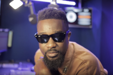 "VIDEO: Sarkodie Embarks on ""Highest"" UK Press Tour"