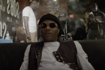 VIDEO: Wizkid Takes NYC
