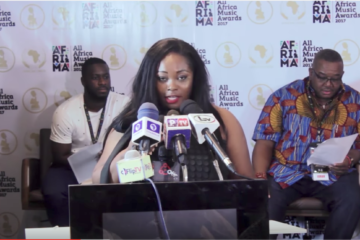 NotjustOk TV: Wizkid, Tekno, Ycee, Others Lead Nominations For AFRIMA 2017 | Press Conference