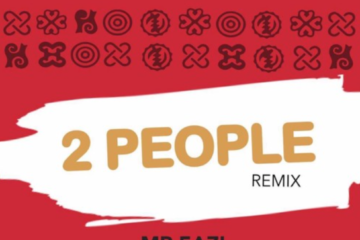 Mr Eazi ft. Small Doctor & Nakamura – 2 People (Remix)
