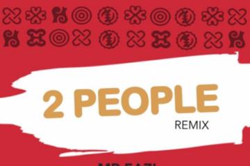 Mr Eazi ft. Small Doctor & Nakamura – 2 People (Remix)
