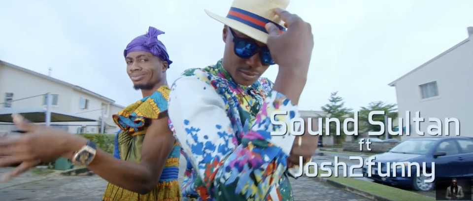 VIDEO: Sound Sultan Ft. Josh2Funny – Jenifer