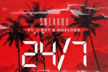 VIDEO: Sneakbo ft. J Boy x MoeLogo – 24/7