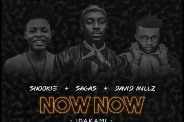 VIDEO: Tha Suspect ft. Sagas x David Millz x Snookie – Now Now (Idakami)