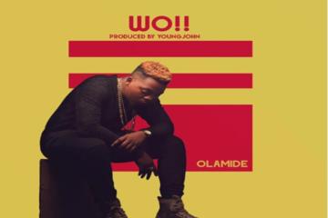 Olamide – Wo ! (Prod. Young John)