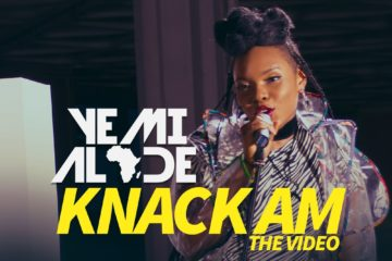 VIDEO: Yemi Alade – Knack Am