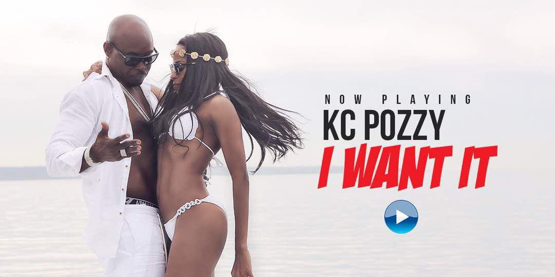 VIDEO: Kc Pozzy – I Want it