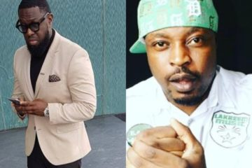"""Dirty Looking Igbo Smoker!"" Timaya Slams Eedris Abdulkareem For Claiming He Made Him Who He Is"