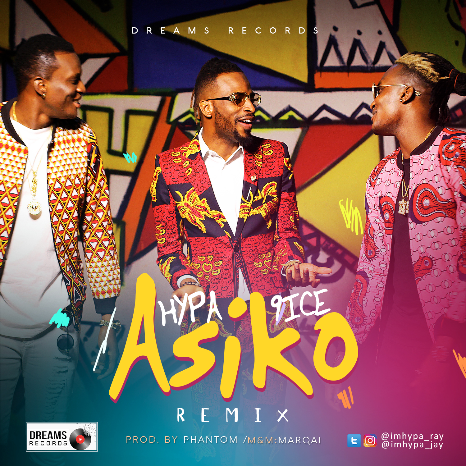 Hypa ft. 9ice – Asiko (Remix)