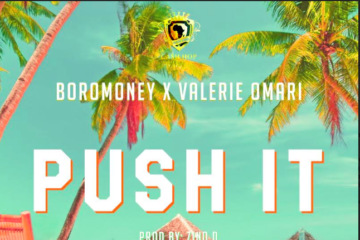 Boro Money x Valerie Omari –  Push It (Prod. by Zino_D)