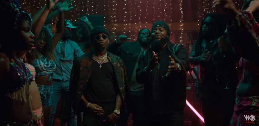 VIDEO: Diamond Platnumz Ft. Morgan Heritage - Hallelujah