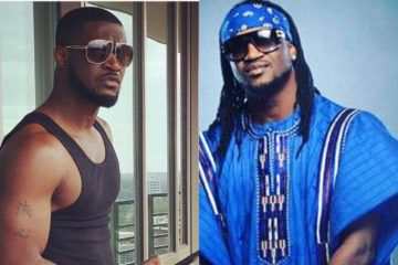 Peter Okoye Sends Letter of Termination To RudeBoy Records… Read!