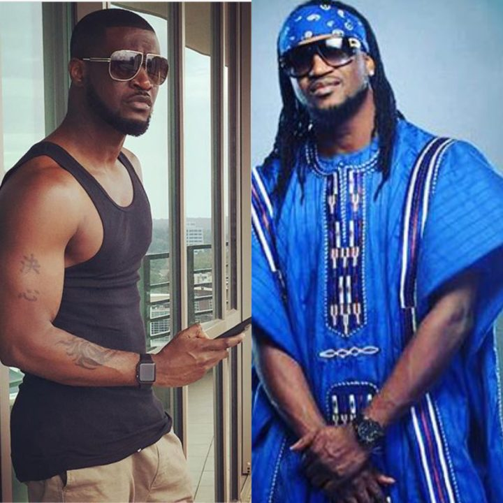 Peter Okoye Sends Letter of Termination To RudeBoy Records
