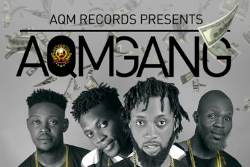 ArtQuake Presents: AQM Gang – Gbakoje | Video + Audio