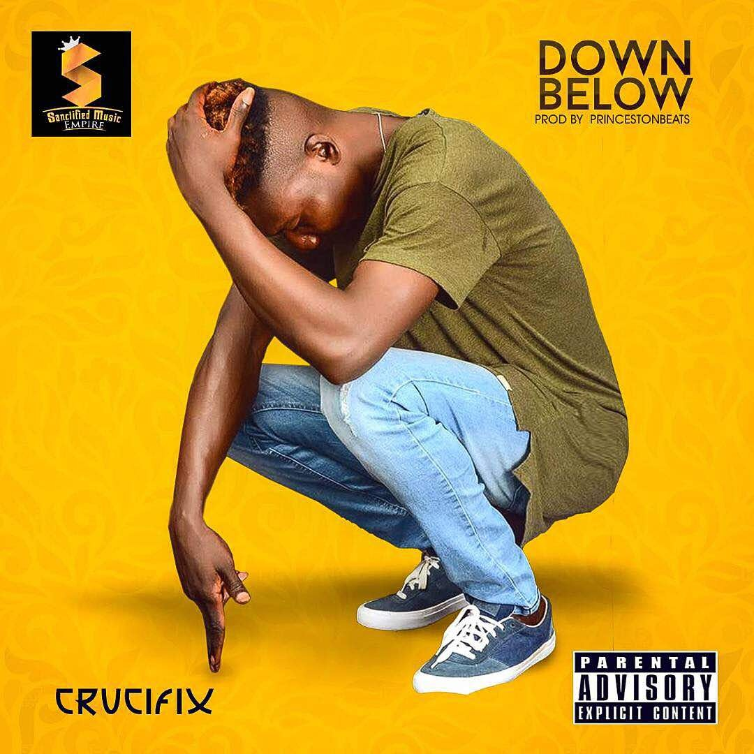 Crucifix – Down Below