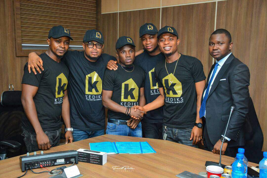 "KEDIKS ENTERTAINMENT Welcomes Newly Signed Music Act - ""Jay Black"""