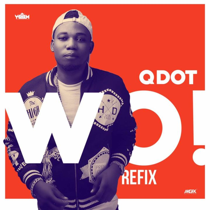 Qdot - Wo ! (Refix) | prod. Antras