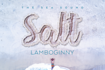 "Lamboginny Unveils Cover Art And Tracklist For ""Salt"" Album, Features P-Square,Olamide And Others"