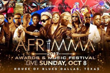 Afrimma 2017 in Dallas Holds on October 8th