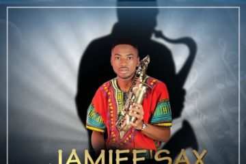 Jamiee Sax – In Christ Alone