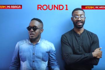 "Chocolate City Presents: ""Finish The Lyrics Challenge"" – M.I Abaga vs Ric Hassani"
