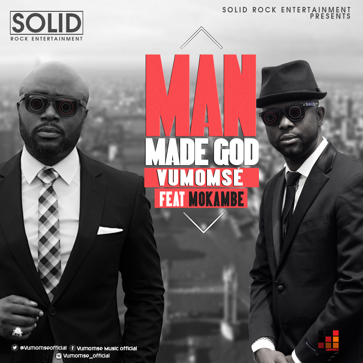VIDEO: Vumomsé Ft. Mokambe – Man Made God