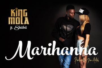 King Mola Ft. Skiibii  – Marihanna (prod. Don Adah)