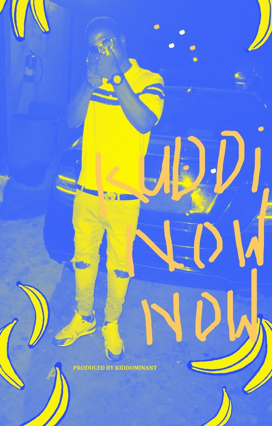 Kuddi – Now Now (Prod. by Kiddominant)