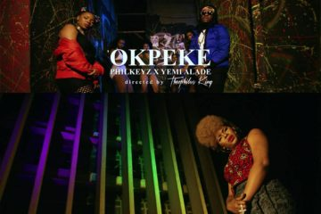 VIDEO: Philkeyz Ft. Yemi Alade – Okpeke