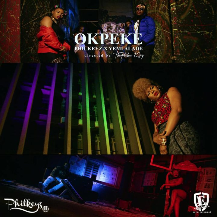 VIDEO: Philkeyz Ft. Yemi Alade - Okpeke