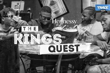 VIDEO: Hennessy Cypher – Vector, PJ Odukoya, Jessay & Prometh