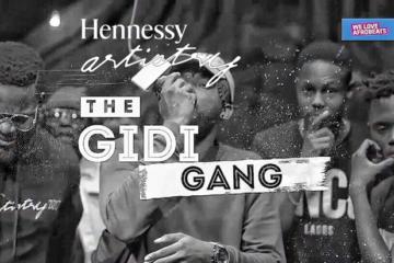 VIDEO: Hennessy Cypher – Gidi Gang – Falz, LadiPoe, Dremo, Yoye & Staqk G